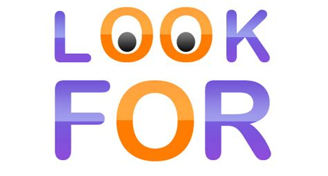 Find Looking For Look For Clipart Best