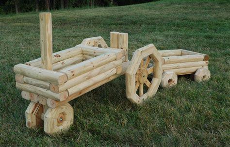 tractor wagon planter