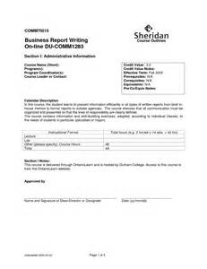 Business Letters And Reports Pdf New Formatting A Business Report Resume Daily