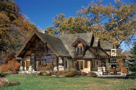 sonoma home plan by riverbend timber framing