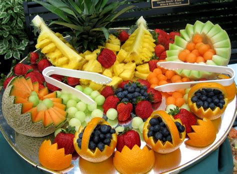 1000 ideas about fruit tables 1000 ideas about vegetable tray display on