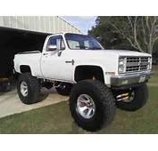 Buy New 1987 Chevrolet Monster Truck 46 Tires 15 Lift 1