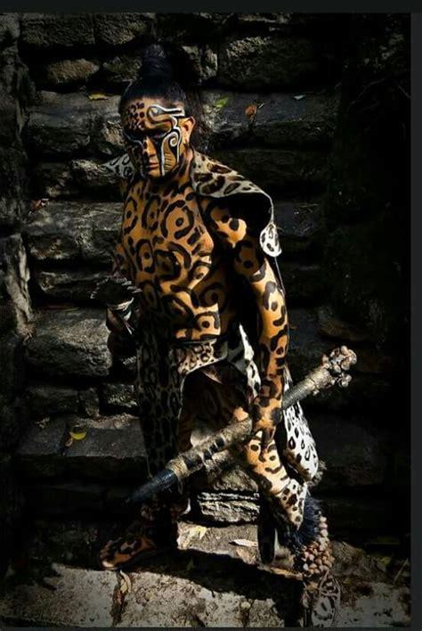 imagenes guerrero jaguar maya guerrero jaguar azteca pinterest jaguar