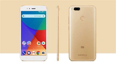 Hp Xiaomi Baru Bekas harga xiaomi mi a1 baru bekas april 2018 dan spesifikasi gingsul