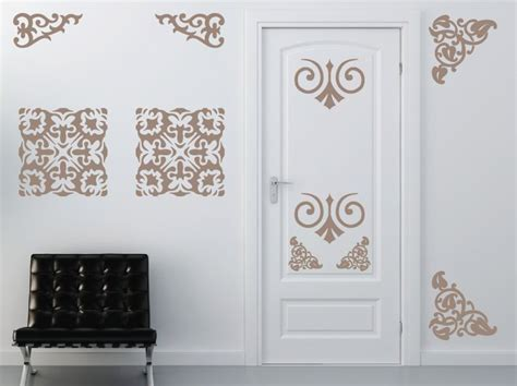 baroque wall stickers 17 best images about baroque wall decals on