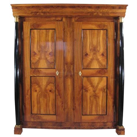 biedermeier armoire 19th century biedermeier armoire for sale at 1stdibs