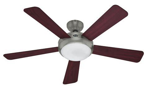 hunter brushed nickel ceiling fan hunter 21627 palermo 52 ceiling fan brushed nickel