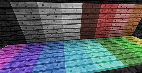 colored blocks mod   blocks minecraft