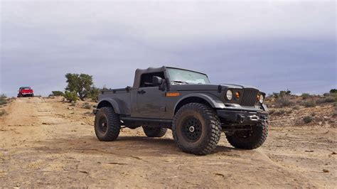Easter Jeep Safari 2020 by 2016 Easter Jeep Safari Concept Trucks Test Drives With Photos