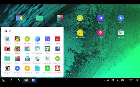 os android remix os 2 0 l exp 233 rience quot pc android quot propos 233 e sur nexus 9 et 10 frandroid