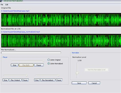 mp3 gain pro official site mp3 normalizer match to volume level of different mp3s 171 mp3 gain pro