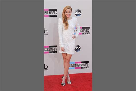 Miley Cyrus Shift by American Awards In Pictures