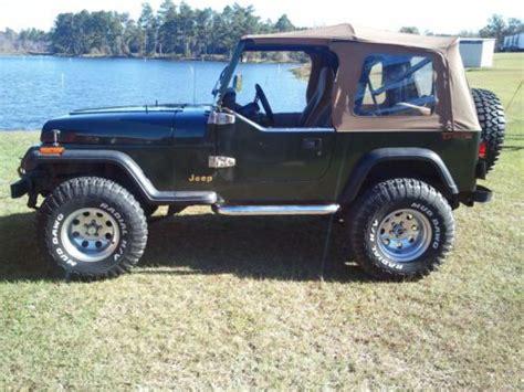 Jeep Wrangler For Sale 6000 Find Used 1995 Jeep Wrangler Grande Sport Utility 2