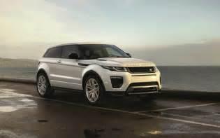 2016 range rover evoque revealed gets new ingenium