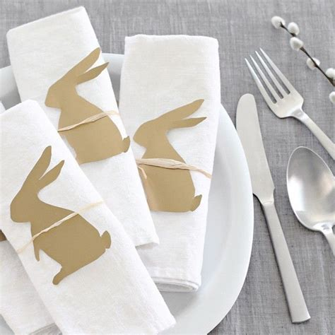 Keyboard Napkin Idea by 10 Best A Festive Easter Table Images On