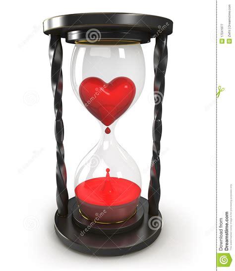 imagenes en movimiento reloj de arena reloj de arena con el coraz 243 n y la sangre fotograf 237 a de