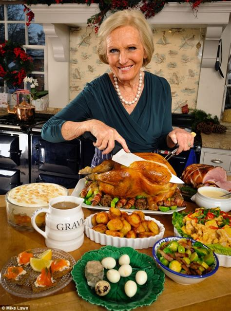 mary berry s xmas to do list perfected foolproof day by