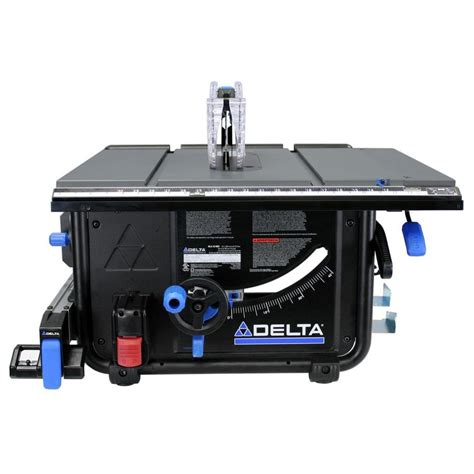 Delta 6000 Series Table Saw Table Design Ideas
