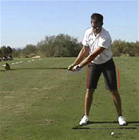 perfect golf swing takeaway backswing