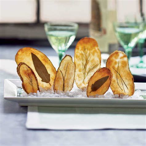 cooking light appetizers windowpane potato chips 100 ideas for appetizers