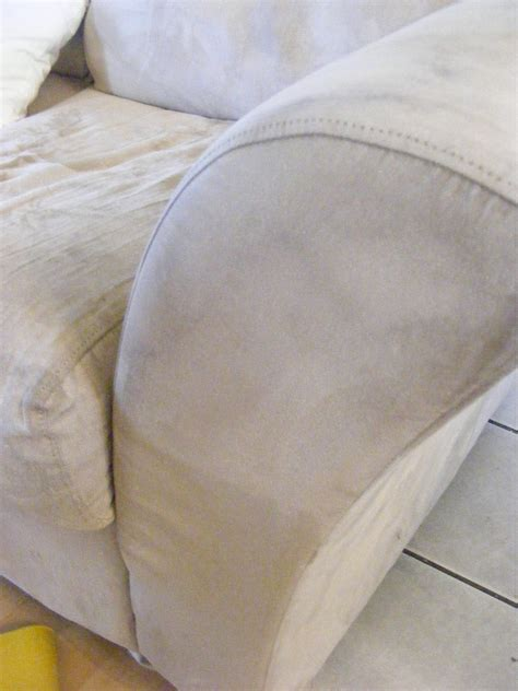 clean microfiber suede couch the complete guide to imperfect homemaking how to clean a
