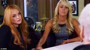 Dina Lohan Own Tv Show Ahead Of Daughters Stint In Rehab by Lindsay Lohan Posts Picture Saying She Is Done With