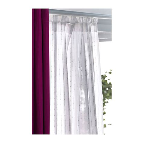 Bedroom Curtains Ikea by Matilda Sheer Curtains 1 Pair White Sheer Curtains Room And Bedrooms
