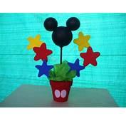 Centro De Mesa Mickey Minnie Personajes Disney  $ 7000 En
