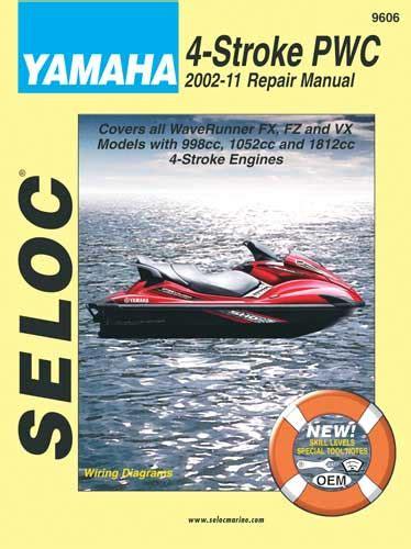 yamaha pwc service manuals marine engine parts fishing