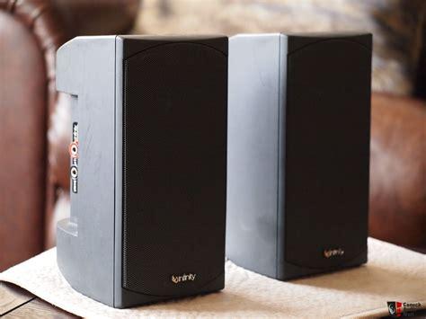 Infinity Bookshelf Speakers Review Surround Satellite Speakers Klipsch Infinity Jamo