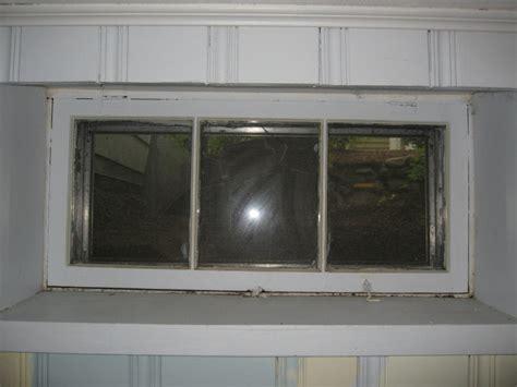 replacing old basement windows building construction