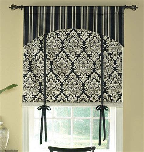 window curtain patterns window treatments by waverly butterick patterns b5159 make