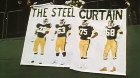 behind steel curtain get hyped for the 2015 steelers season with this renegade