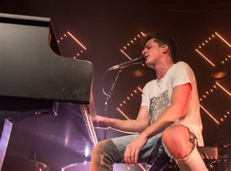 charlie puth just for show show review charlie puth cincymusic