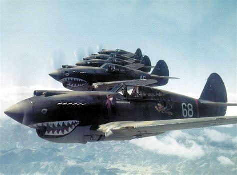 wwii curtis p40 warhawk fighter clasp garage curtiss p 40 warhawk