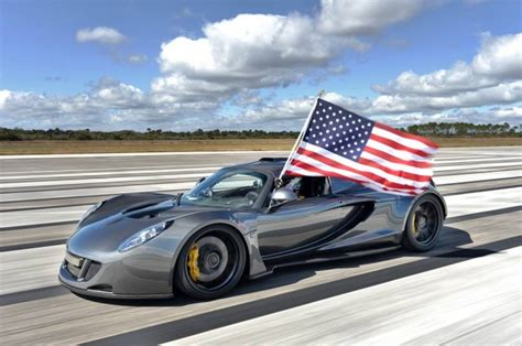 American Fastest Car by 10 Of The Fastest American Made Cars
