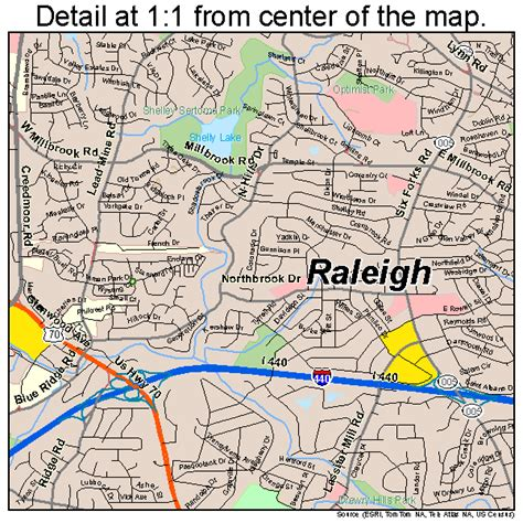 carolina raleigh map raleigh carolina map 3755000
