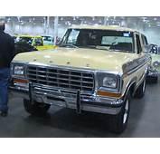 Description 79 Ford Bronco Toronto Spring 12 Classic Car Auction