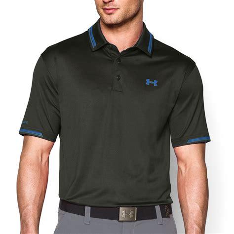 Polo Shirt Armour Golf S M L Xl Merah brand new 2017 armour performance golf polo shirt s m l xl 3xl ebay
