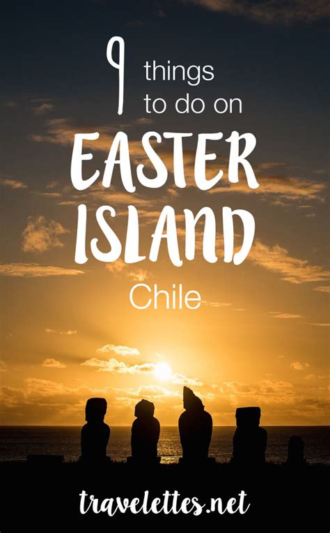 9 Things To Do Besides Tv by 9 Amazing Things To Do On Easter Island Besides Seeing The