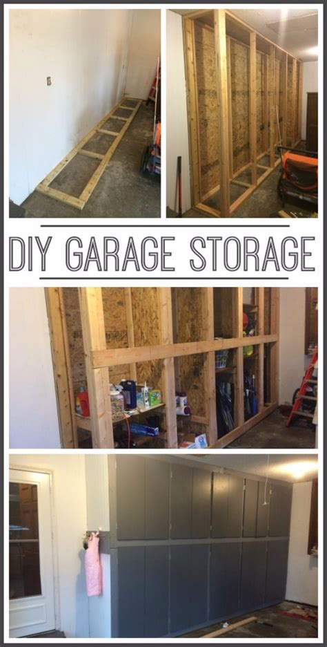 diy organize garage 36 diy ideas you need for your garage page 2 of 7 diy