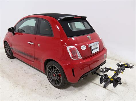 trailer hitch for fiat 500 fiat 500 saris freedom 2 bike platform rack 1 1 4 quot and 2