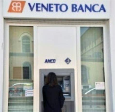 filiali veneto banca haushalt finanzminister nehmen rettung italienischer