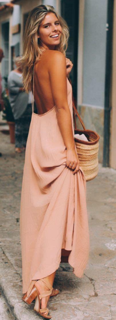 Dress Sofia Grey Maxi blush maxi dress mallorca weekend fall streetsyle