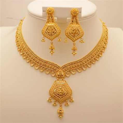 Kalung Set India Ns 30 inspirational gold set in 20 grams jewellry s website