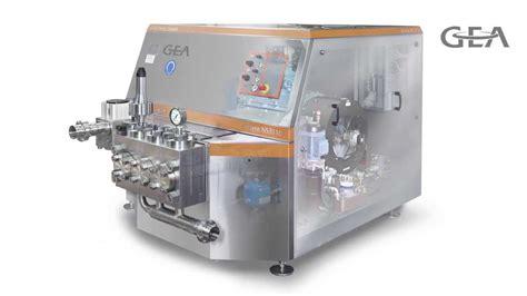 Mesin Cuci Polytron Zero Pressure gea homogenization process std valve