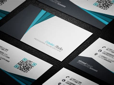 https www behance net gallery 23501915 creative business card template freebie creative business card template on behance