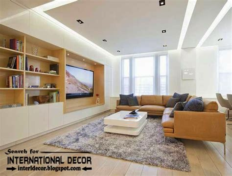 False Ceiling Ideas For Living Room 15 Modern Pop False Ceiling Designs Ideas 2015 For Living Room