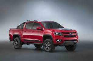 2018 chevy colorado price specs and release date 2017
