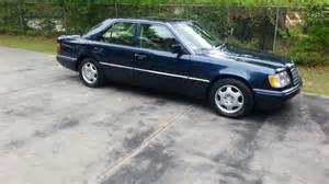 1996 E320 Mercedes 1996 Mercedes E Class Pictures Cargurus